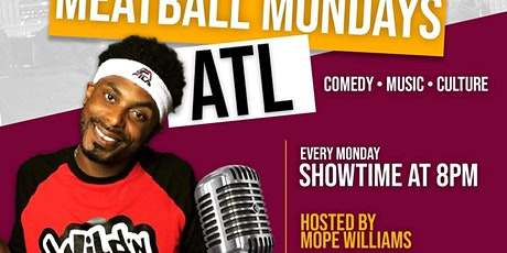 Meatball Monday's ChiLANTA Hosted by Mope Williams tickets