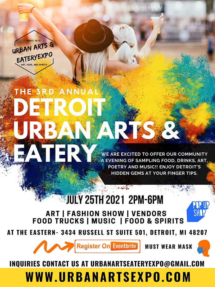 URBAN ARTS AND EATERY EXPO image