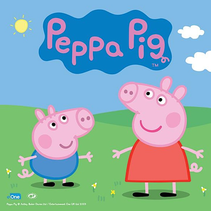 Peppa Pig Daily Show - 12pm image