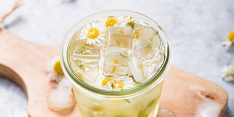 Herbal Cocktail Class: Lemon Daisy -chamomile, lemon, golden beets & vodka tickets