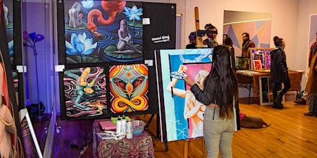 GVM Studios Friday Art Gallery tickets