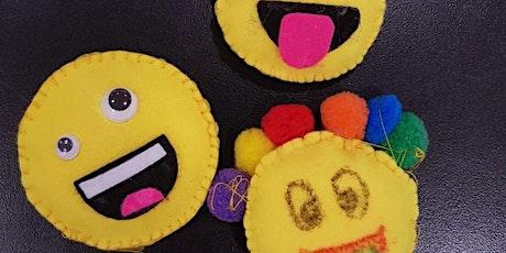 Express yourself: Emoji making workshop 1 tickets