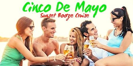 Cinco De Mayo Yacht Party tickets