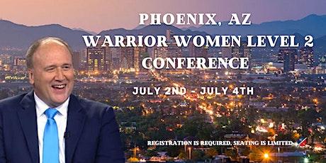 Phoenix, AZ Warrior Women: Level 2 Conference - Dr. Kevin and Kathi Zadai tickets