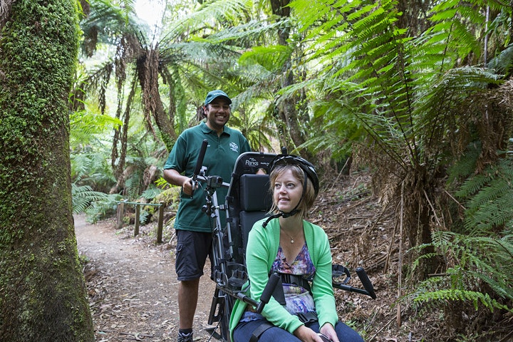 Dandenong Ranges TrailRider Come & Try Day image