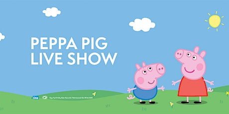 Peppa Pig Daily Show - 12pm tickets