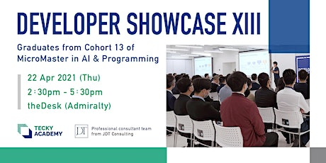 Developer Showcase XIII tickets