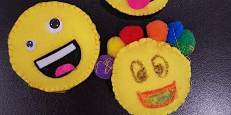 Express Yourself: Emoji Making Workshop 2 tickets