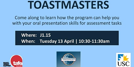 Toastmasters International Demonstration Meeting tickets