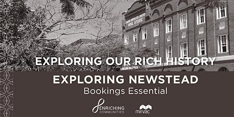 Exploring Newstead History Tour  - Via BUS tickets