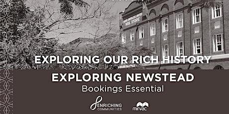 Exploring Newstead History Tour  - Via BUS tickets
