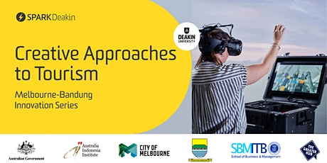 Creative Approaches to Tourism (Melbourne-Bandung Innovation Series) tickets
