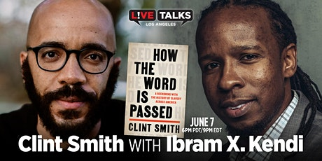Clint Smith in conversation with Ibram X. Kendi tickets