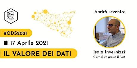 #ODS2021 | Il Raduno 2021 di Open Data Sicilia biglietti