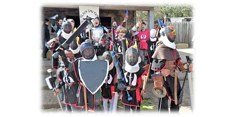 Medieval Madness: Adelaide Sword Academy - Hub Library tickets