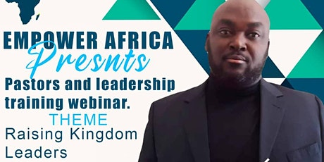 Kingdom Leaders and pastors training tickets