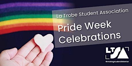 Pride Week Celebration – Bundoora Campus! tickets