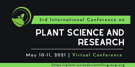 Plant Science and Research tickets