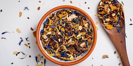 Tea Workshop: Make Your Own Autumn Blend tickets