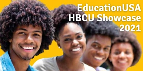 EducationUSA Historically Black Colleges and Universities (HBCUs) Showcase ingressos