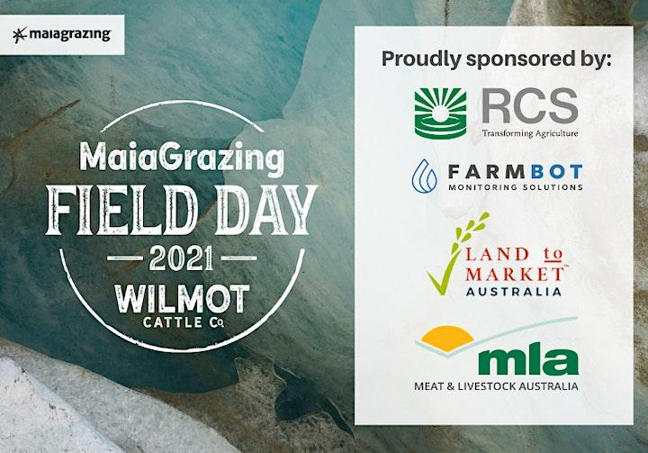 MaiaGrazing Wilmot Field Day 2021: A Natural Progression image