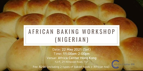 African Baking Workshop(Nigerian) tickets