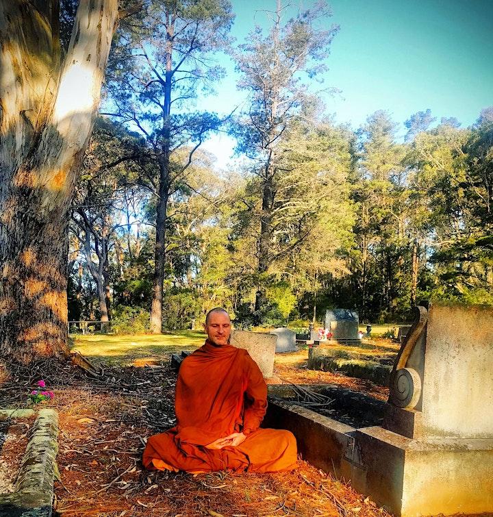 Rainbodhi  Death Contemplation with Bhante Akaliko image