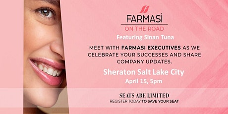 Farmasi On The Road - Salt Lake City tickets