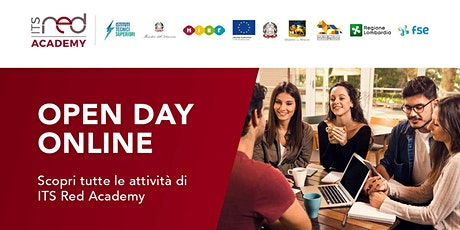 ITS Red Manager - OPEN DAY biglietti