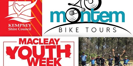 MACLEAY YOUTH WEEK 2021 Mountain Bike Tours & Skills Activities tickets