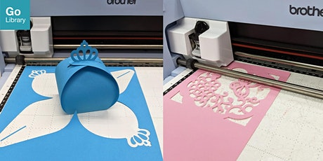 MakeIT with Digital Cutting Machine Starter Session tickets