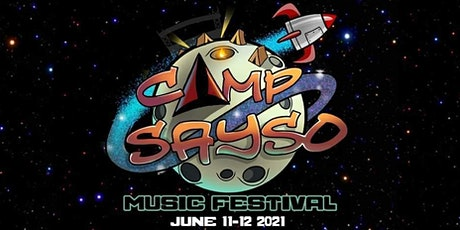 Camp Sayso Music Festival 2021 tickets