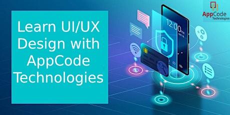 UI/UX Design of Mobile App Workshop by AppCode Technologies tickets