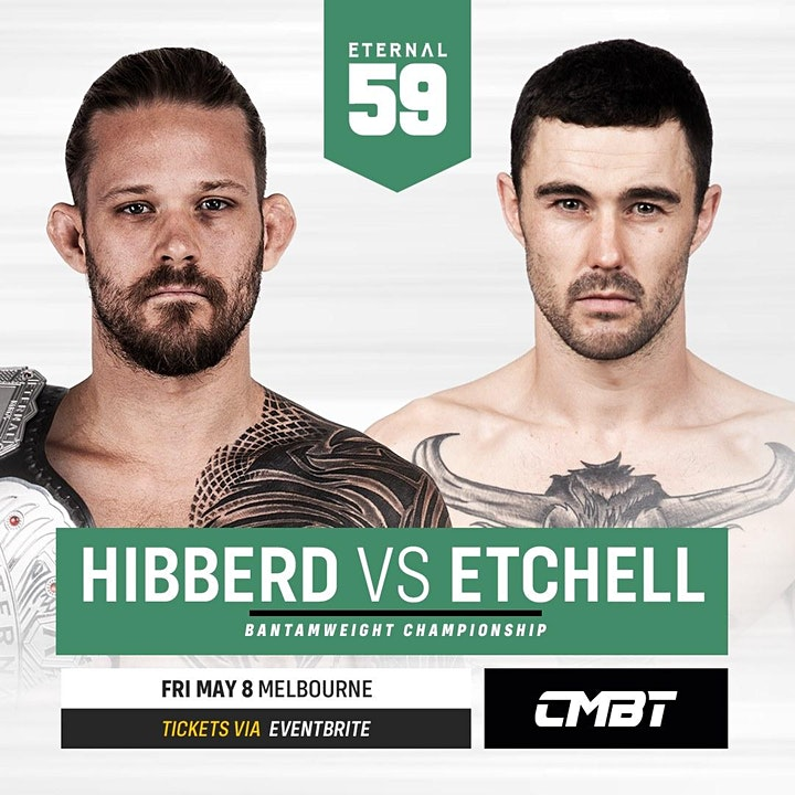 ETERNAL MMA 59 Tickets, Fri 07/05/2021 at 6:00 pm | Eventbrite