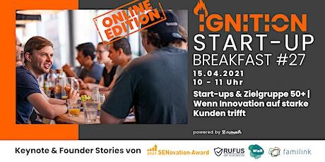 Ignition Start-up Breakfast #27 Tickets