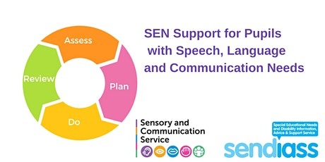 SEN Support for Pupils with Speech, Language and Communication Needs tickets