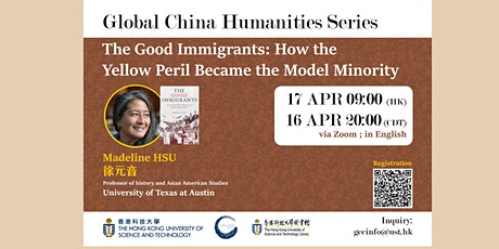 The Good Immigrants: How the Yellow Peril Became the Model Minority tickets