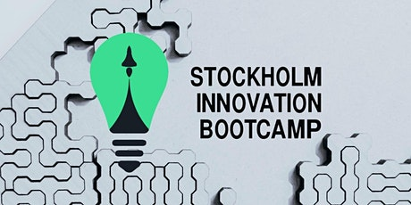 Stockholm Innovation Bootcamp 2021 edition presentation biglietti