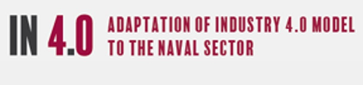 Training course: Introduction to Industry 4.0 in the naval/ports sector image