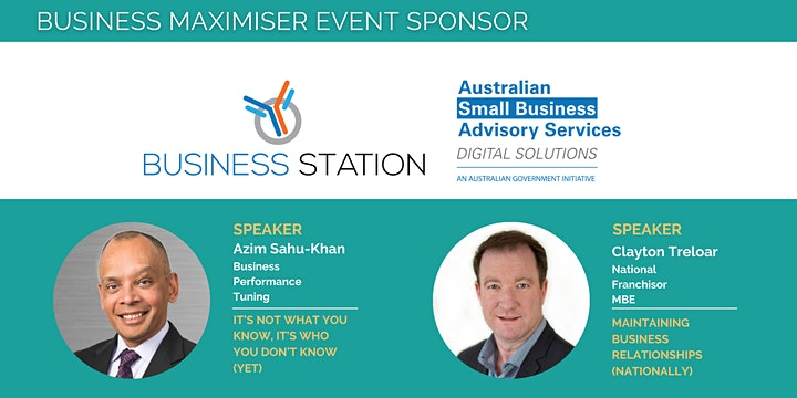 Perth's Biggest Networking Event – Everyone Welcome - Thu 08th Apr image