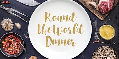 West Travel Club:  Round The World Dinner with Stephen Scourfield tickets