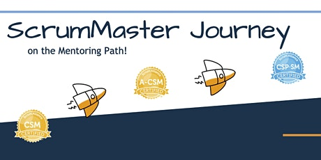 Kennenlern-SESSION für die ScrumMaster- und ProductOwner-Journey (deutsch) Tickets