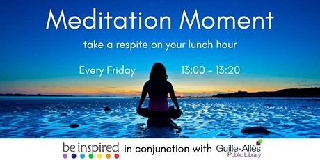 Story Tower Meditation Moments tickets