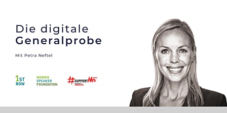 Workshop: Die digitale GENERALPROBE - Online Präsentationstraining Tickets