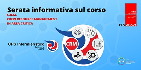 Serata informativa : C.R.M. CREW RESOURCE MANAGEMENT  IN AREA CRITICA tickets
