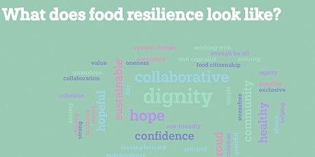 Building Food Resilience Webinar 2 tickets