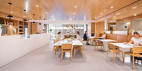 IWG flexible workspace franchise investment opportunity - Australia tickets
