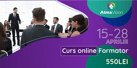 Curs Formator tickets