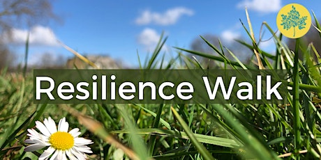 Early Wellbeing & Resilience Walk tickets