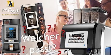 Kaffeevollautomat für Firmen - Aber welcher passt? tickets